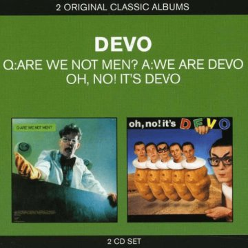 Are We Not Men? We Are Devo - Oh No! It's Devo CD
