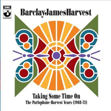 Taking Some Time On - The Parlophone-Harvest Years (1968-73) CD