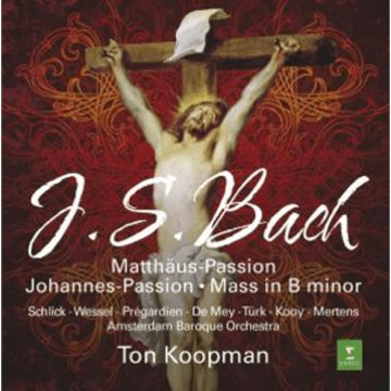Matthaus-Passion - Johannes-Passion -  Mass In B Minor CD