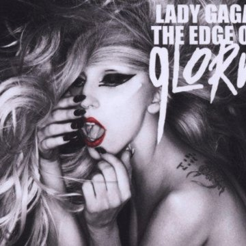 The Edge Of Glory CD
