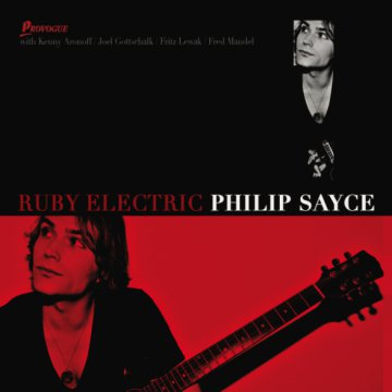 Ruby Electric CD
