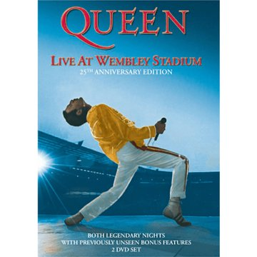 Live At Wembley (25th Anniversary) DVD