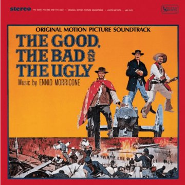 The Good, The Bad And The Ugly (A jó, a rossz és a csúf) CD