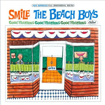 The Smile Sessions CD
