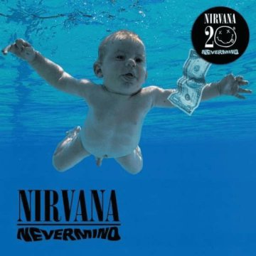 Nevermind (Remastered) CD