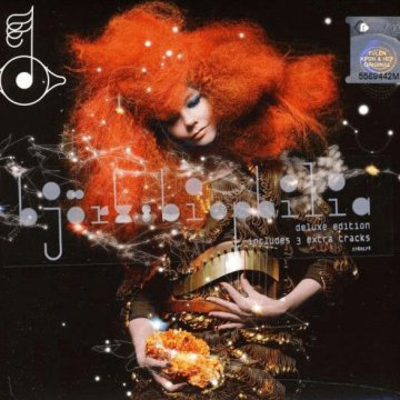 Biophilia (Limited Deluxe Edition) CD