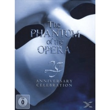 Phantom Of The Opera (Az operaház fantomja) CD+DVD