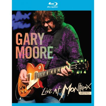 Live at Montreux 2010 Blu-ray