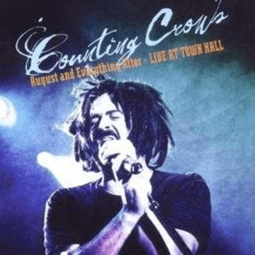 August And Everything After - Live At Town Hall CD