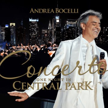 Concerto - One Night In Central Park DVD