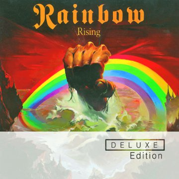 Rising (Deluxe Edition) CD
