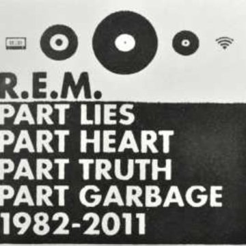 Part Lies, Part Heart, Part Truth, Part Garbage 1982-2011 CD