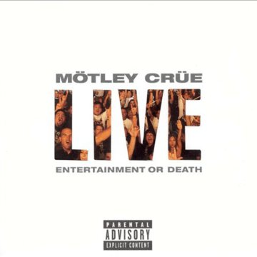 Live - Entertainment of Death CD