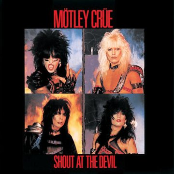 Shout At The Devil CD