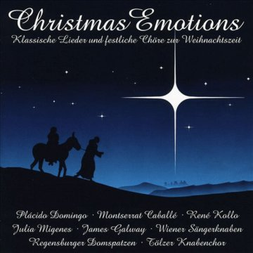 Christmas Emotions CD