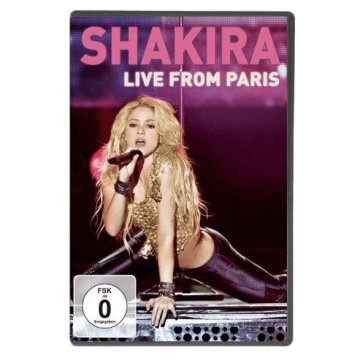 Live From Paris DVD