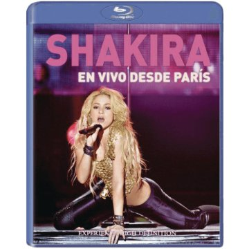 Live From Paris Blu-ray