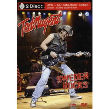 Sweden Rocks - Live 2006 DVD+CD