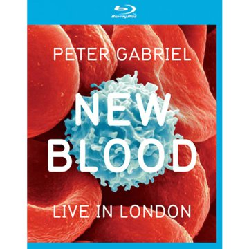 New Blood - Live in London Blu-ray