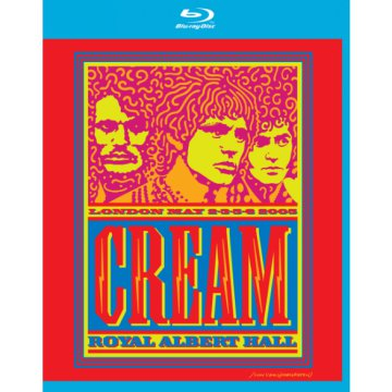 Cream - Live at the Royal Albert Hall (Blu-ray)