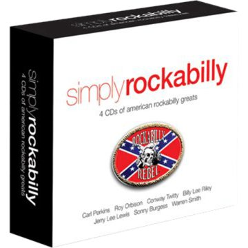 Simply Rockabilly CD