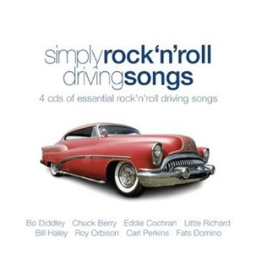 Simply Rock 'n' Roll Driving Songs CD