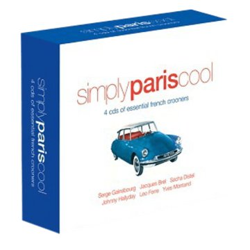 Simply Paris Cool CD