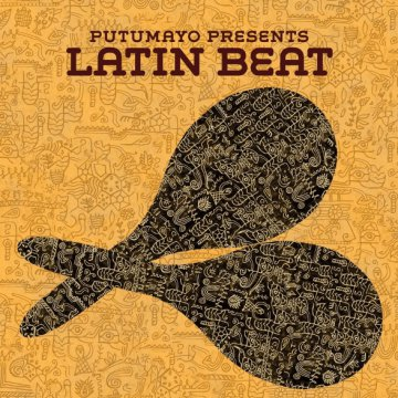 Putumayo - Latin Beat CD