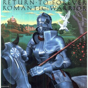 Romantic Warrior LP