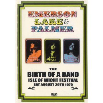Birth Of A Band - Live 1970 DVD
