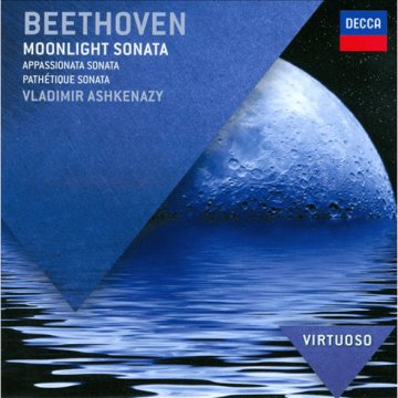 Beethoven - Moonlight Sonata / Appassionata Sonata / Pathétique Sonata CD