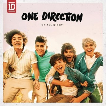Up All Night CD