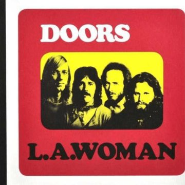 L.A. Woman (40th Anniversary Edition) CD