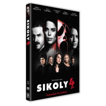 Sikoly 4. DVD