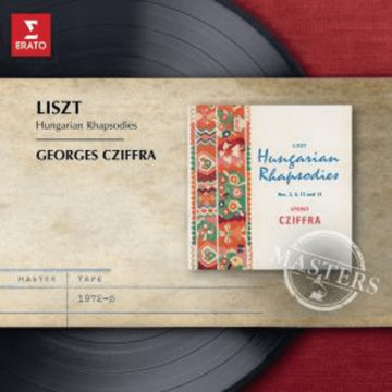 Cziffra György - Hungarian Rhapsodies CD