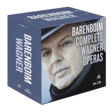 Complete Wagner Operas CD