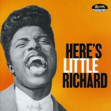 Here's Little Richard CD