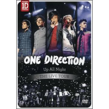 Up All Night - The Live Tour DVD