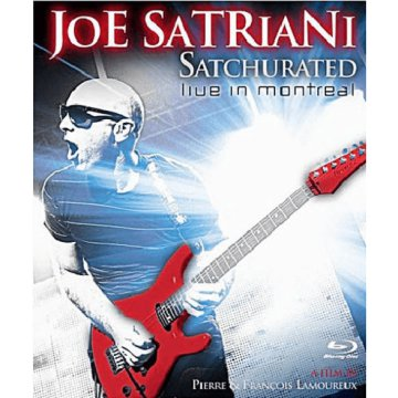 Satchurated - Live In Montreal Blu-ray