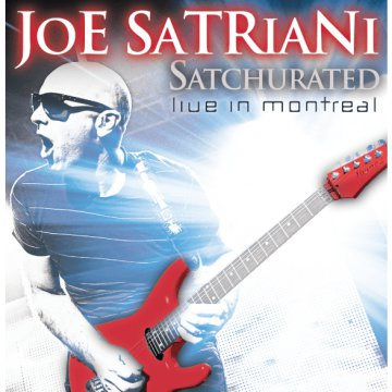 Satchurated - Live in Montreal CD