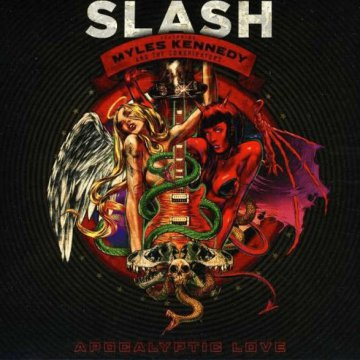 Apocalyptic Love CD+DVD