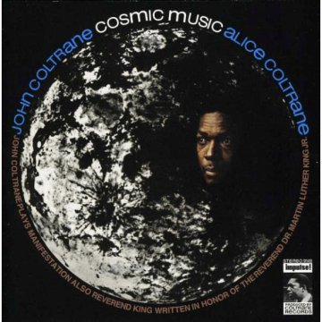Cosmic Music CD