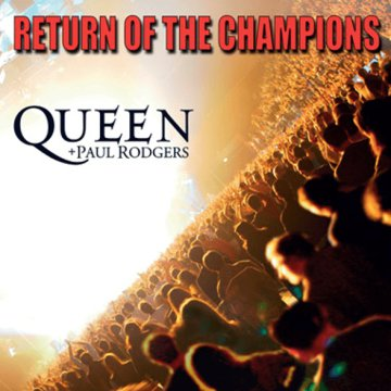 Return Of The Champions CD