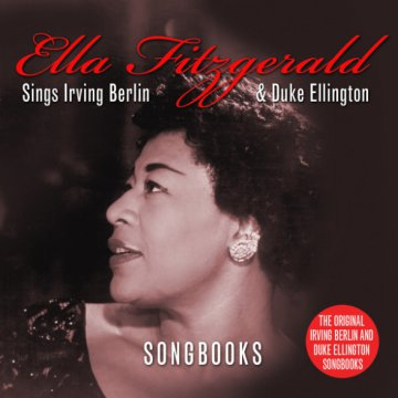 Sings Irving Berlin & Duke Ellington Songbooks CD