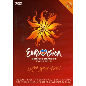 Eurovision Song Contest Baku 2012 DVD