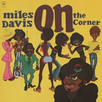 On The Corner LP