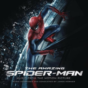 The Amazing Spider-Man (A Csodálatos Pókember) CD