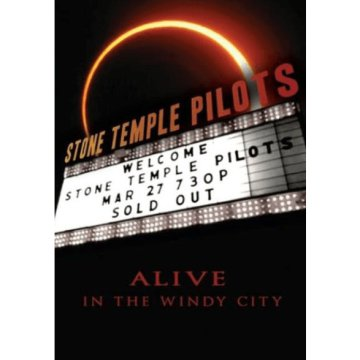 Alive In The Windy City 2010 DVD
