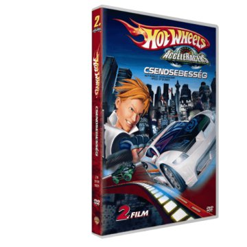 Hot Wheels - Acceleracers - Csendsebesség DVD