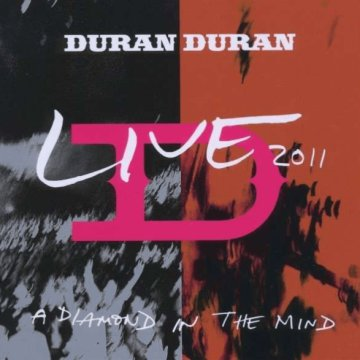 A Diamond In The Mind - Live 2011 CD